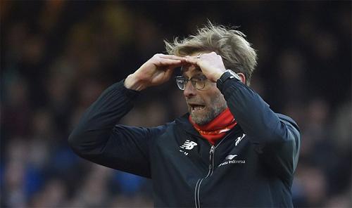 Klopp chưa đem đến sự ổn định cho Liverpool. Ảnh: Reuters.