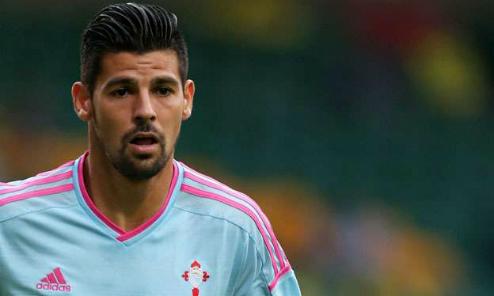 Nolito được nhiều đội bóng lớn chú ý sau màn trình diễn tại Celta Vigo. Ảnh: Reuters.