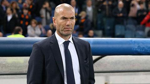 thay-vi-bam-duoi-Barca, HLV-Zidane-nen-lo-cho-mua-sau