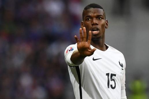 Man United dùng một số tiền cao kỷ lục để đón Paul Pogba
