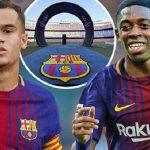 Barcelona sắp đón Coutinho và Dembele?