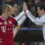 Chuyển nhượng tại Anh 17/08: Man Utd sẽ tậu Bale hoặc Robben