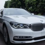BMW 740Li 2016 chạy lướt: hàng hiếm còn sót lại Việt Nam