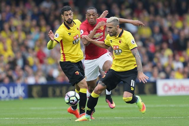 Dự đoán bóng đá Watford và Man Unired