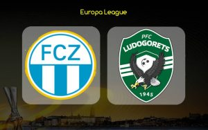 Zurich vs Ludogorets (23h55 ngày 4/10: Cúp Europa League)