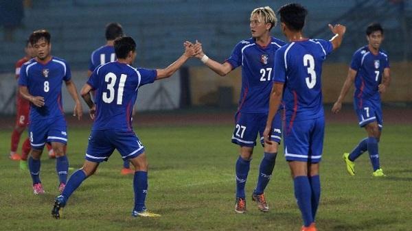 Nhận định Đài Loan vs Mông Cổ