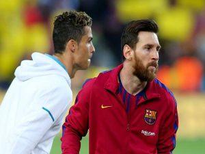 Chấm dứt tranh cãi về đẳng cấp giữa Messi và Ronaldo