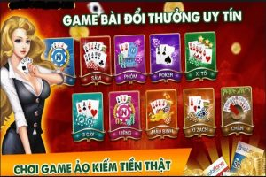 Game bài đổi thưởng hình thức kiếm tiền online hiệu quả