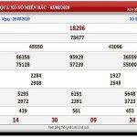 Bảng KQXSMB- Phân tích xổ số miền bắc ngày 06/08/2020 trúng lớn
