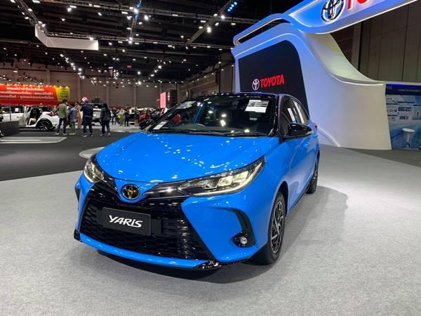 Toyota Yaris 2021 dự kiến về Việt Nam tháng 10.
