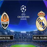 Nhận định Shakhtar Donetsk vs Real Madrid – 00h55, 02/12/2020