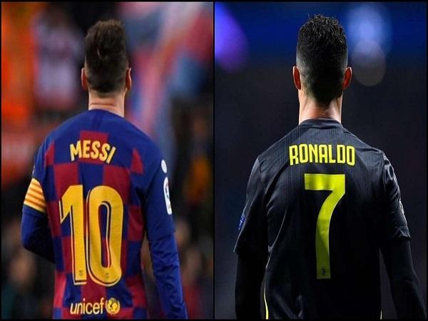 Số áo bóng đá may mắn nhất hành tinh