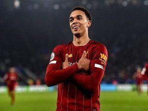 Tiểu sử Alexander-Arnold - hậu vệ cánh của đội bóng Liverpool
