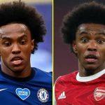 Tin chuyển nhượng: Willian gây sốc khi rời Arsenal trở lại Chelsea