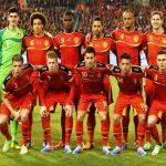 Top 5 đội tuyển quốc gia mạnh nhất thế giới ở thời điểm hiện tại