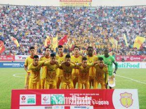 Tiểu sử câu lạc bộ bóng đá Nam Định - Lịch sử phát triển