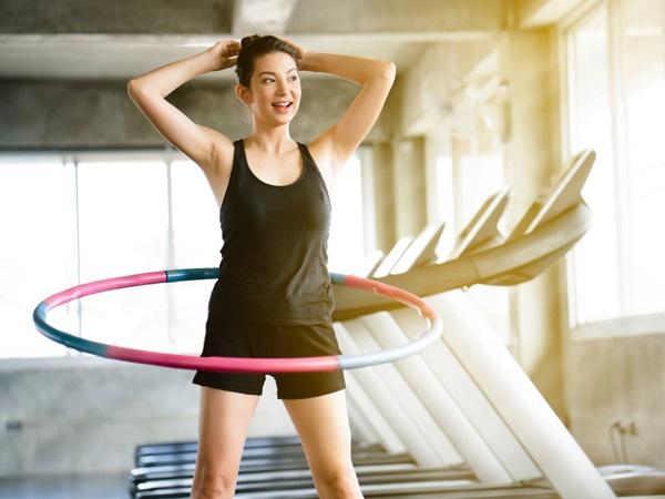 Cách lắc vòng không bị rơi cho người mới tập để giảm cân